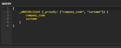 '_groupBy' clause example